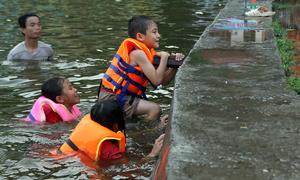 Bloomberg donates $2.4 million to prevent drowning deaths in Vietnam