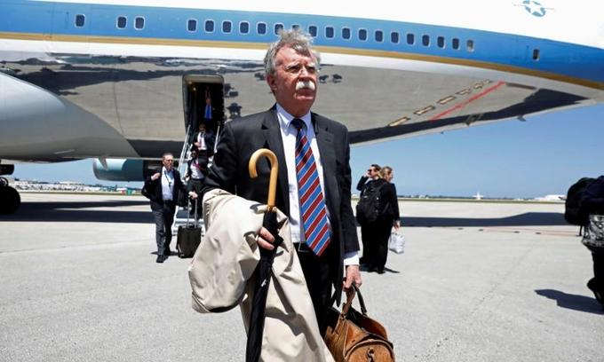 US has plan to dismantle North Korea nuclear program within a year: Bolton