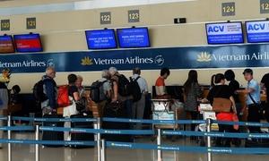 Vietnam Airlines cancels flights to S Korea, Japan amid typhoon scare