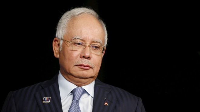 Former Malaysian PM Najib arrested, to be charged Wednesday in graft probe