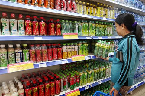 Big 3 bottled tea makers in Vietnam strike it rich