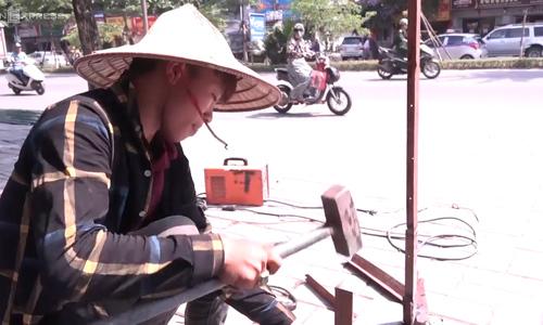 Summer makes it hot for Hanoians