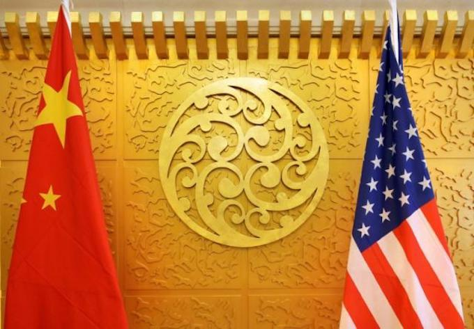 China presses Europe for anti-US alliance on trade