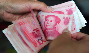 Yuan fall worries Vietnamese firms
