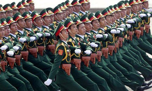 Vietnam military generals get a pay raise