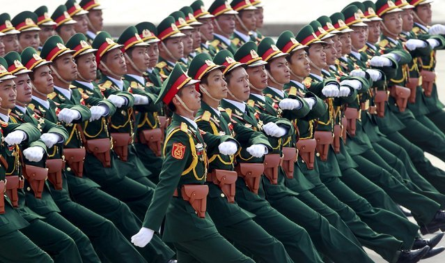 Vietnam military generals get a pay raise