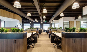 Léman Luxury Office brings 5-star facilities to serve white-collar workers