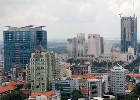 Rentals rise in downtown Saigon as supply stagnates
