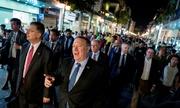 Pompeo preaches prosperity to North Korea, via Vietnam