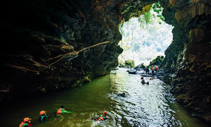 British cave expert to apply Thai lessons in Vietnam