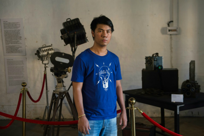 Contemporary Myanmar filmmaker Maung Okkar is playing a lead role in the effort to salvage his countrys classics.