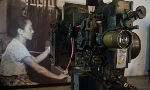 Race to restore Myanmar's film classics for a second screening