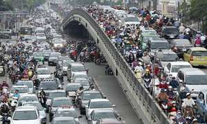 Cars from Thailand zoom into Vietnam