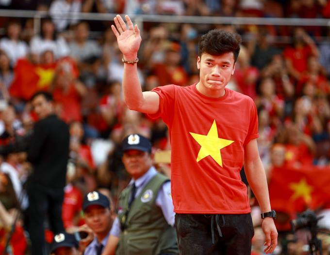 Vietnam goalkeeper to present award at World Cup semi-final