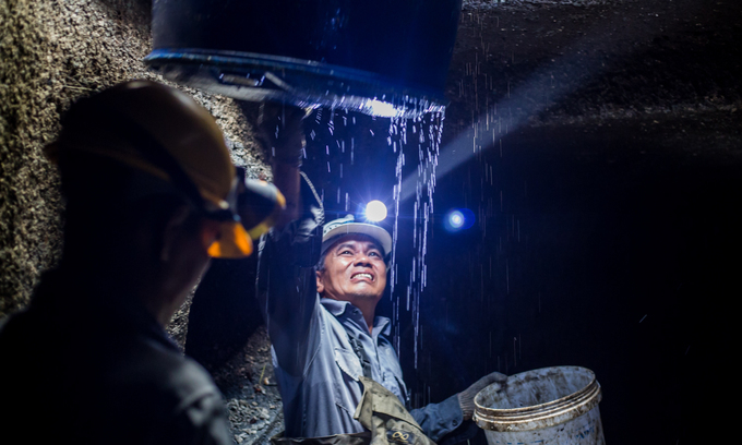 For Saigon sanitation workers, Industry 4.0 fails to go down the drain