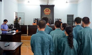 Six Vietnamese jailed for clashes in SEZ law protest
