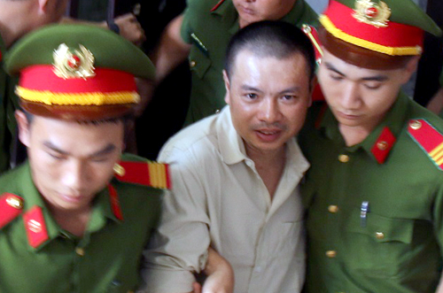 The court rejected the appeal of Dang Van Hien, 42, after judges concluded that the consequences of his crime were too grave. Photo by VnExpress