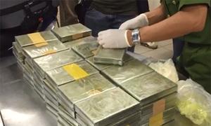 Saigon drug bust yields 'biggest ever' heroin haul