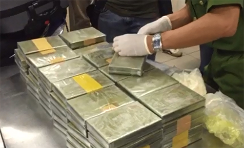 Saigon drug bust yields 'biggest ever' heroin haul