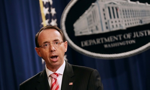 US indicts Russian intel officers ahead of Trump-Putin meet