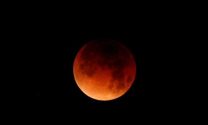 Vietnam to witness longest lunar eclipse of 21st century