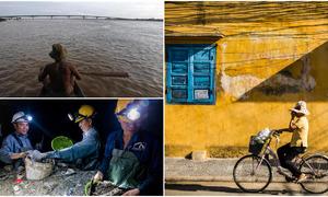 Weekly roundup: Endangered Mekong, Spratly battle book, Saigon sewer heroes and more