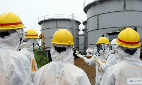 Japan firms used Vietnamese, foreign trainees at Fukushima cleanup