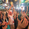 Fans party hard in Hanoi, Saigon as France wins World Cup in classic final