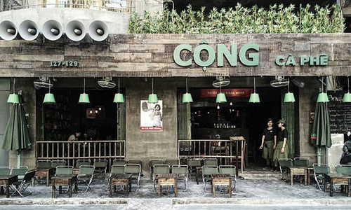 Vietnam's Cong Café to open first branch in South Korea