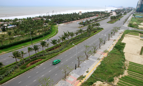 Da Nang seaside land prices double in Q2