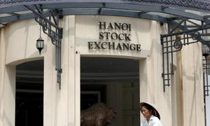 Vietnamese stock market could miss year-end mark