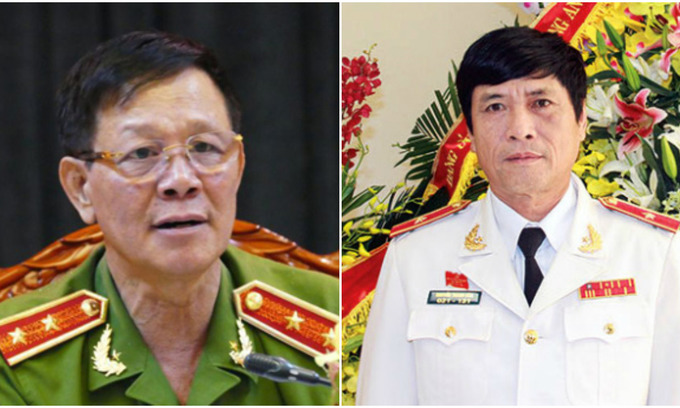 Vietnam to prosecute former senior cops in multimillion dollar gambling case