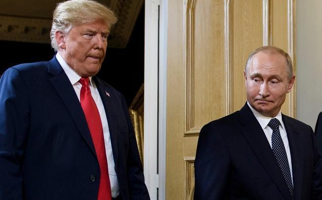 Summit disaster or no, most Republicans dare not trash Trump