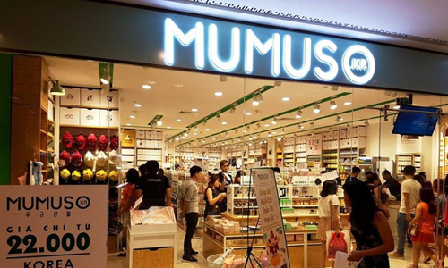 Korean-licensed Mumuso sells Chinese products, found guilty of 'misleading' consumers