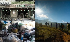 Weekly roundup: Vietnam's trash dilemma, exam fraud, trekking guide and more