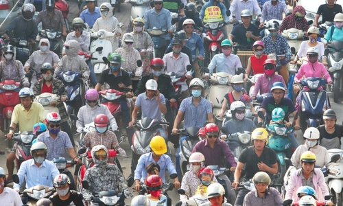 Google Maps launches motorcycle mode in Vietnam