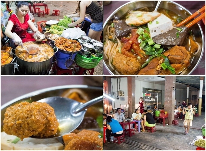 10 places to eat the night away in Saigon - 3