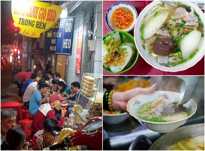 10 places to eat the night away in Saigon - 8