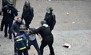 Macron's security aide charged over assaults caught on video
