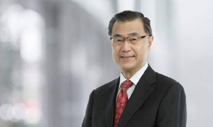 Sabeco chairman Koh Poh Tiong. Photo acquired by VnExpress