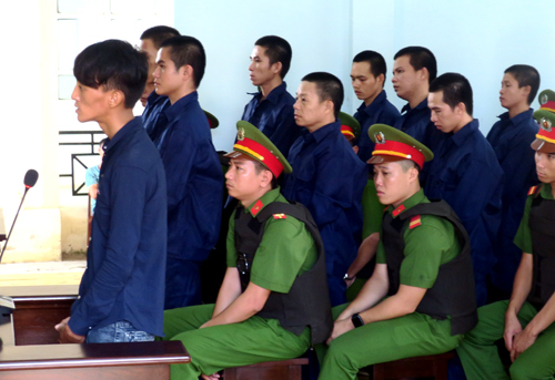 Vietnam jails another 10 SEZ law protestors for blocking traffic
