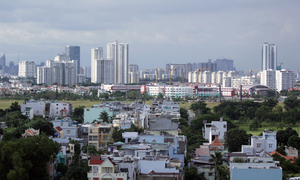 Japanese sun rises in Saigon housing market