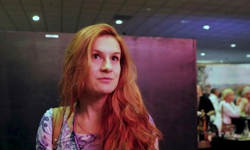 Accused Russian agent Butina met with US Treasury, Fed officials