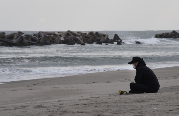 Japan reopens beaches hit by 2011 nuclear, tsunami disaster