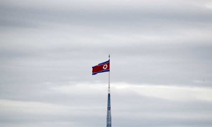 Images indicate North Korea dismantling test site facilities: report