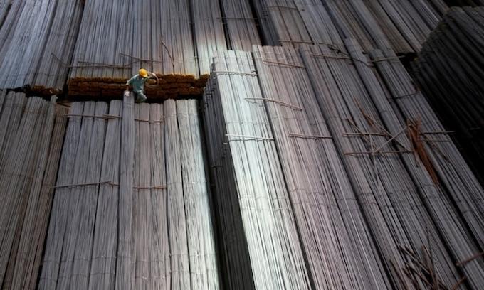 Vietnam steel faces protectionism in Canada, EU