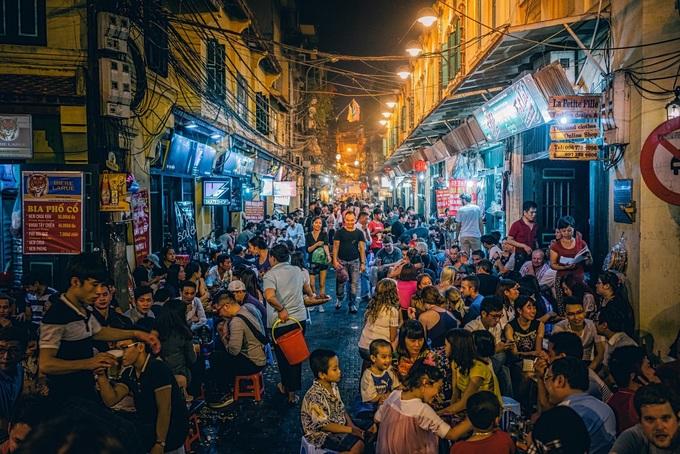 Hanoi high up on Asian backpacking list