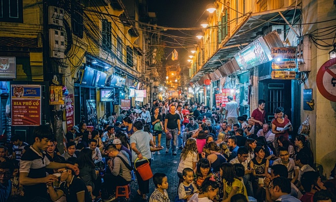 Hanoi high up on Asian backpacking list