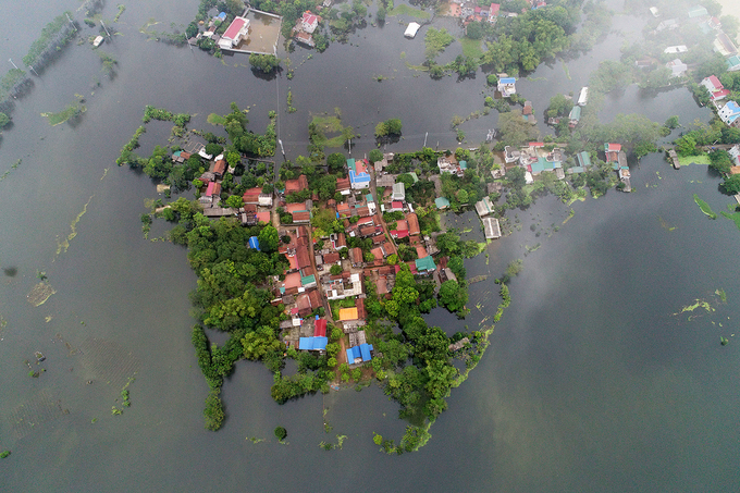 Northern Vietnam told to brace for more torrential rain