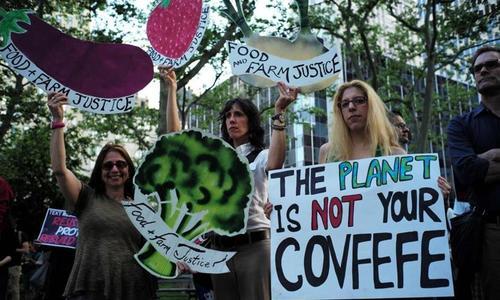 Record 207 environmental activists killed last year